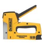 DeWalt Stapler DWHTTR350 Heavy-Duty Aluminum Stapler/Brad Nailer Review