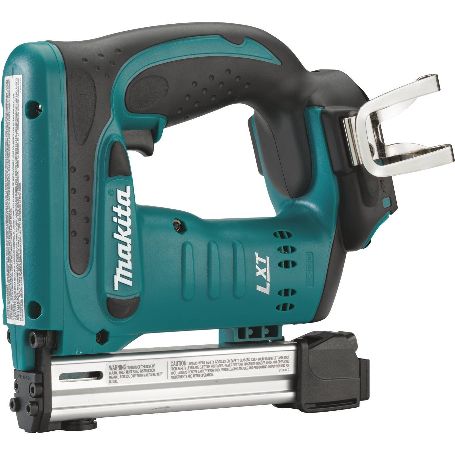 Makita XTS01Z 18V LXT 3.0 Ah Cordless Lithium-Ion 3/8 in. Crown Stapler Review for 2016