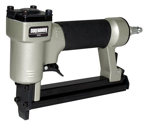 Surebonder 9615A Upholstery Stapler Review for 2016