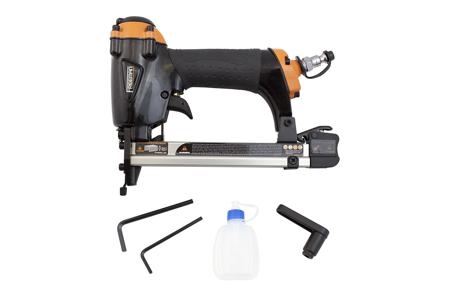 Freeman PFWS Professional Fine Wire Stapler | Staple Gun ...